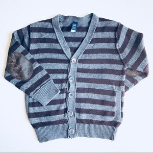 Baby Gap Striped Cardi